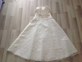 Просмотреть фотографию Свадебные платья Свадебное платье б/ у 33618267 в Новосибирске