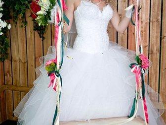 Уникальное изображение Свадебные платья свадебное платье 33648617 в Новосибирске