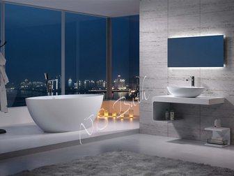 Увидеть изображение  Изысканные ванны! Элегантные раковины! 33689732 в Новосибирске