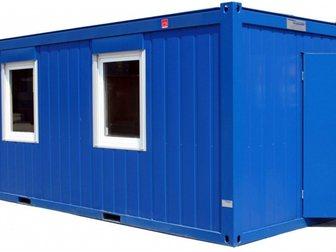 Скачать бесплатно foto  Производство готовых модульных зданий для коммерческих и некоммерческих целей 33758718 в Новосибирске