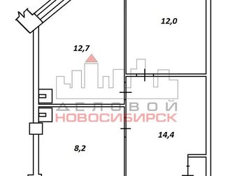Скачать фотографию  Продажа универсального помещения 52 кв, м 33969827 в Новосибирске