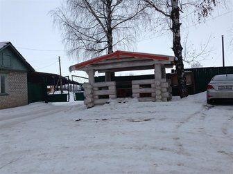 Смотреть фотографию Разное сруб беседки из сосны диаметром 30 сантиметров 33983197 в Новосибирске