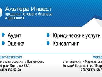 Скачать фото Коммерческая недвижимость Известная компания по доставке суши 34045048 в Новосибирске