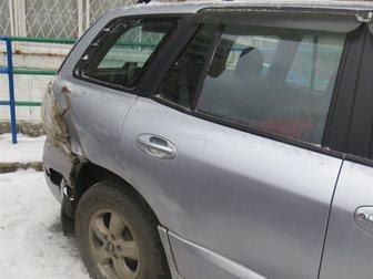 Скачать фотографию Аварийные авто Продам Хундай Сантафэ 34276381 в Новосибирске