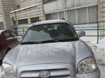 Свежее фотографию Аварийные авто Продам Хундай Сантафэ 34276381 в Новосибирске