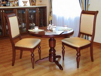 Смотреть фото Двери, окна, балконы столы из массива дерева любой размер 34525919 в Новосибирске