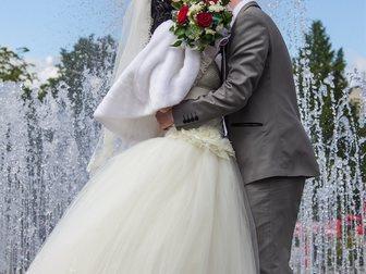 Просмотреть foto Свадебные платья продам свадебное платье 34553157 в Новосибирске