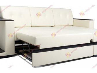 Смотреть изображение Мебель для гостиной Продам угловой диван АТЛАНТА(новый) 34619993 в Новосибирске