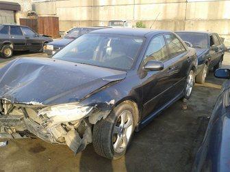 Свежее foto Аварийные авто Продам автомобиль МАЗДА6 2003, левый руль - цена 200000,00 руб 34708452 в Новосибирске