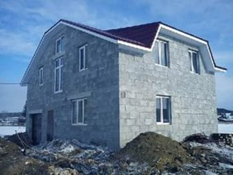 Увидеть фотографию Строительство домов Строительство домов под ключ 34815048 в Новосибирске