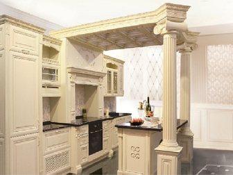 Уникальное фотографию  Кухни от фабрики ЗОВ МЕБЕЛЬ 35016350 в Новосибирске