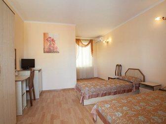 Увидеть foto Гостиницы, отели Отдых и лечение в Крыму, в Евпатории, 35066750 в Новосибирске