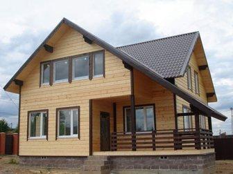 Новое фотографию  Строительство домов, бань, дачь, установка заборов, 35286851 в Новосибирске