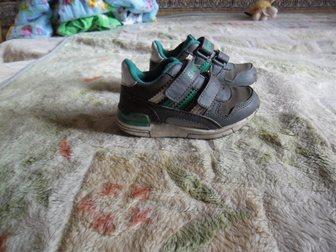 Просмотреть изображение Детская обувь Кроссовки детские для мальчика 35302933 в Новосибирске