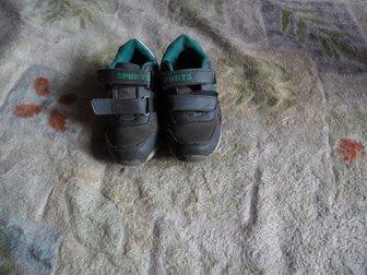 Скачать бесплатно фотографию Детская обувь Кроссовки детские для мальчика 35302933 в Новосибирске