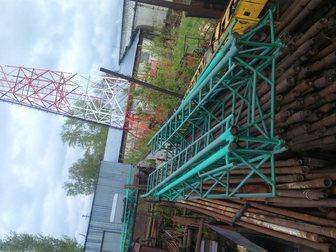 Скачать изображение Автозапчасти Мачта буровой установки 1ба-15в 35330010 в Новосибирске