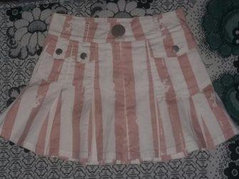 Уникальное изображение Детская одежда Юбка джинсовая летняя 35331381 в Новосибирске