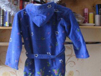 Скачать foto Детская одежда Халат махровый 35331433 в Новосибирске