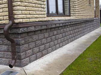 Скачать изображение Отделочные материалы Фасадные панели под камень крепление под дюбель 35722278 в Новосибирске