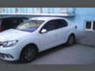Просмотреть фото Аренда и прокат авто сдам в аренду рено логан 36749349 в Новосибирске