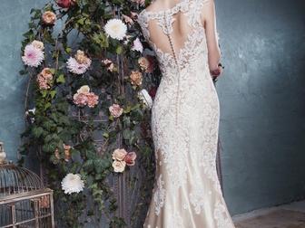 Смотреть фото Свадебные платья Продам свадебное платье Tina 36771663 в Новосибирске