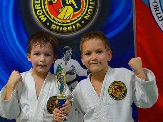 Скачать бесплатно foto  Боевые искусства для детей 36993975 в Новосибирске