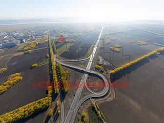 Уникальное изображение Земельные участки Продажа земли коммерческого назначения 26 000 кв, м 37146878 в Новосибирске