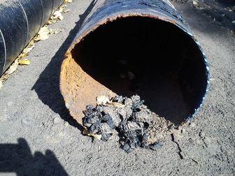 Просмотреть изображение  труба бу 325, 426 с демонтажа 37300570 в Новосибирске