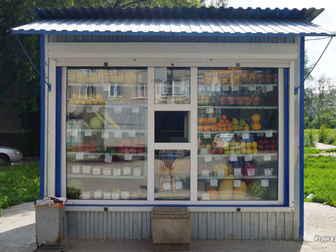 Свежее фото  Продаётся отличный киоск, 37328385 в Новосибирске