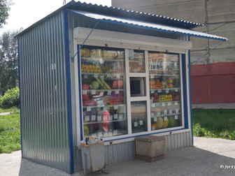Скачать бесплатно фото  Продаётся отличный киоск, 37328385 в Новосибирске