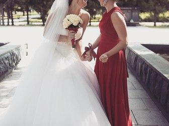 Скачать бесплатно фотографию Свадебные платья продам свадебное платье 37524775 в Новосибирске