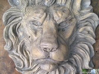 Новое foto  Барельеф головы льва 37578055 в Новосибирске