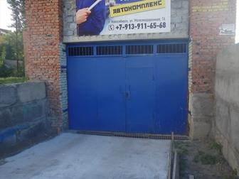 Увидеть изображение  кирпичный подземный гараж 37578489 в Новосибирске
