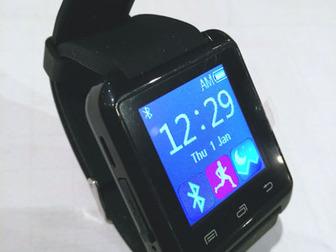 Скачать foto Часы Умные часы Smart Watch U8 Bluetooth 37722147 в Новосибирске