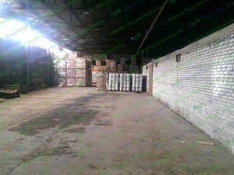 Просмотреть изображение Аренда нежилых помещений Сдам в аренду отапливаемое складское здание площадью 1300 кв, м, №А2938 37819686 в Новосибирске