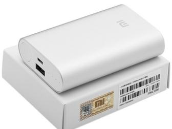 Свежее фотографию Телефоны Внешний аккумулятор Xiaomi Mi Power Bank 10000mAh 37922575 в Новосибирске
