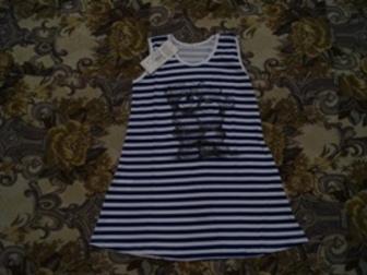 Смотреть фотографию Детская одежда Платье трикотажное на девочку 51785261 в Новосибирске