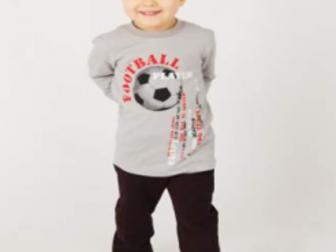 Новое изображение Детская одежда Футболка трикотажная на мальчика 51788034 в Новосибирске
