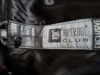 Скачать фото Мужская одежда Продам новое мужское кожаное пальто черный весна-осень Швеция 54/180 56671725 в Новосибирске