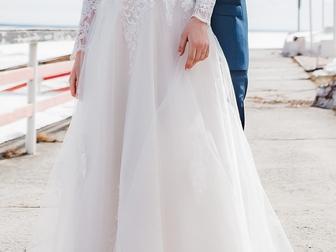 Увидеть изображение Свадебные платья свадебное изящное платье за пол цены 66385504 в Новосибирске