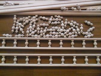 Свежее foto  Мебельная балюстрада из бука 66600199 в Новосибирске