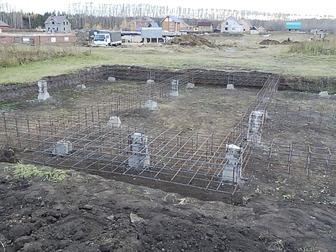 Скачать бесплатно изображение Земельные участки продам фундамент, коммуникации , гараж, ограду, 67377330 в Новосибирске