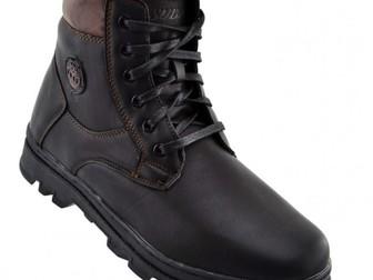 Просмотреть изображение Мужская обувь Продам мужские зимние ботики треккинговые 67787279 в Новосибирске