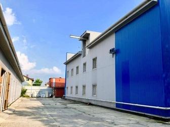 Скачать фото Коммерческая недвижимость Продается производственно-складской комплекс 70494673 в Новосибирске