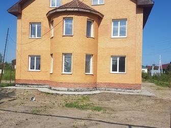 Уникальное фото  Собственник продает кирпичный коттедж - 270 м2 71307082 в Новосибирске
