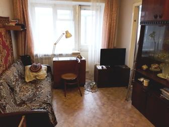Смотреть foto  Сдается 2к квартира ул, Гоголя 233/2 Дзержинский район 44кв/м ост, Гостиница Северная 71523174 в Новосибирске