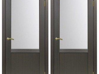 Межкомнатные двери экошпон Модель п 402, 21 остекленноеЦвет венге все размеры 600/700/800/900мм?Выставка расположена ул,  2-Станционная 44 1этаж60 моделей образцов в Новосибирске