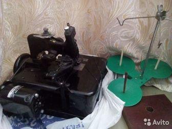 Продам оверлокв рабочем состоянии, но лучше показать мастеру,почистить, ножи вставить (прилагаются)самовывоз - Западный жм в Новосибирске