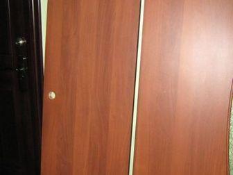 Двери на дачу или как временные, Состояние на фото, Ширина полотна-60см, (со стеклом),60см, (без стекла),80см, (со стеклом), Цена за комплект!Замков,петель нет-только в Новосибирске
