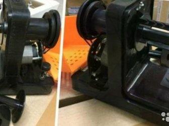 Электропрялка бытовая,  Прялка электрическая,  В использовании не была,  Малогабаритная, бесшумная и удобная в работе электропрялка,  Имеет функцию моталки пряжи, в Новосибирске